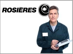 Servicio Técnico Rosieres en Sevilla